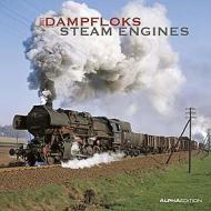 Calendario 2021 Steam Engines 30x30