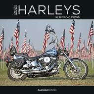 Calendario 2021 Harleys 30x30