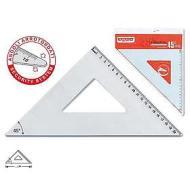 Squadra 45 gradi Profil Aluminium 30 cm