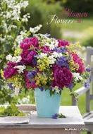 Calendario 2021 Flowers 23,7x34
