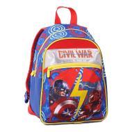 Zaino Asilo Civil Civil War Captain America