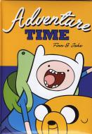 Diario Adventure Time non datato 12 mesi giallo