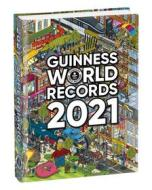 Superdiario Guinness World Records 2021. Diario agenda 12 mesi