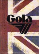 Diario Gola non datato 12 mesi. Bandiera inglese