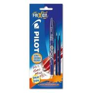 Penna a sfera cancellabile con 2 refill Frixion Ball