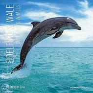 Calendario 2020 Dolphins and Whales 30x30 cm