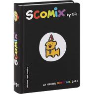 Comix 2020-2021. Diario agenda 16 mesi medium Scottecs by Sio. Nero