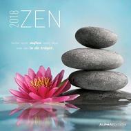 Calendario da muro Zen 2018