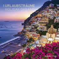 Calendario 2019 Holiday Dreams 30x30 cm