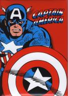 Diario Captain America Marvel non datato 12 mesi