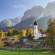 Calendario 2020 The Alps 30x30 cm