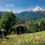 Calendario 2016 The Alps
