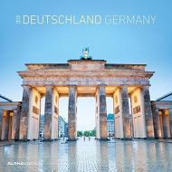 Calendario da muro Germania 2018
