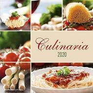 Calendario 2020 Culinaria 30x30 cm