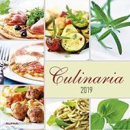 Calendario 2019 Culinaria 30x30 cm