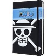Moleskine - Taccuino a righe One Piece nero - Large copertina rigida