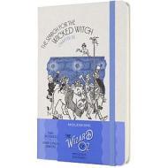 Moleskine - Taccuino pagine bianche Il mago di Oz blu - Large copertina rigida