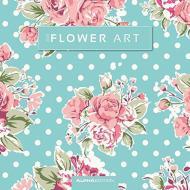 Calendario da muro Arte floreale 2018