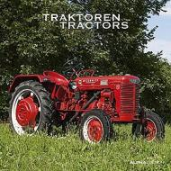Calendario 2019 Tractors 30x30 cm