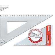 Squadra 60 gradi Profil Aluminium 30 cm