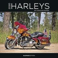 Calendario 2020 Harleys 30x30 cm