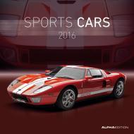 Calendario 2016 Sports Cars