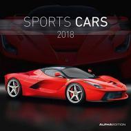 Calendario da muro Auto sportive 2018