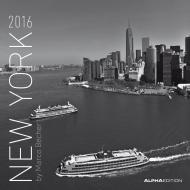 Calendario 2016 New York