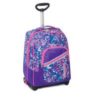 Zaino Trolley Fit Butterfly Potent Violet