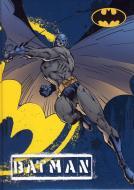 Diario Batman non datato 12 mesi. Blu