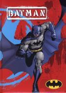 Diario Batman non datato 12 mesi. Rosso