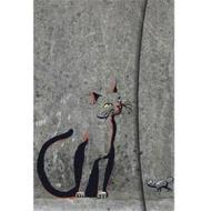 Taccuino Magneto Graffiti Cat small