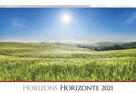 Calendario 2021 Horizons 49,5x34