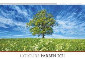 Calendario 2021 Colours 49,5x34