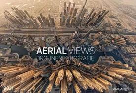 Calendario 2021 Aerial Views 49,5x34