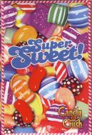 Diario Candy Crush - Super Sweet non datato 12 mesi
