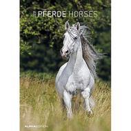 Calendario 2019 Horses 24x34 cm