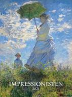 Calendario 2021 Impressionists 42x56