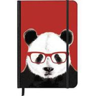 Notebook Nerdy Panda