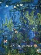 Calendario 2021 Claude Monet 42x56