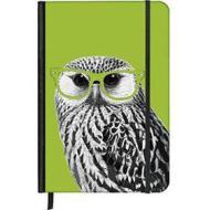 Notebook Nerdy Owl