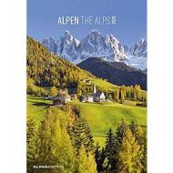 Calendario 2020 The Alps 23,7x34 cm