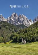 Calendario da muro Alpi 2018