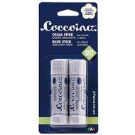 Set 2 pezzi colla stick Coccoina 20g