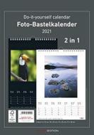 Calendario 2021 Do it yourself calender 21x29,7