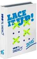 Smemo 2016. Diario large Special Edition Lace Up