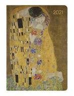 Agenda 12 mesi settimanale 2021 Ladytimer Klimt