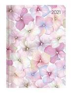 Agenda 12 mesi settimanale 2021 Ladytimer Blossoms