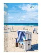 Agenda 12 mesi settimanale 2021 Ladytimer Beach