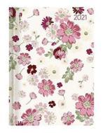 Agenda 12 mesi settimanale 2021 Ladytimer Flower Love